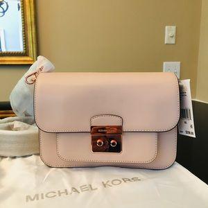 NWT MK Sloan editor Large shoulder bag